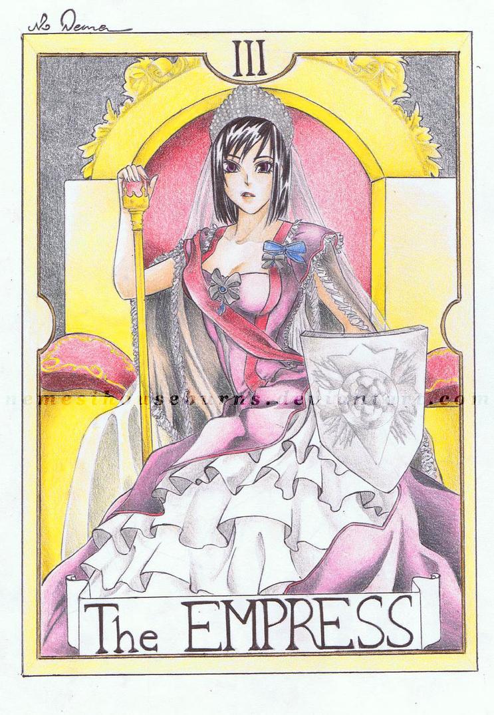 D.Gray-man - The Empress by NemesiHouseburns