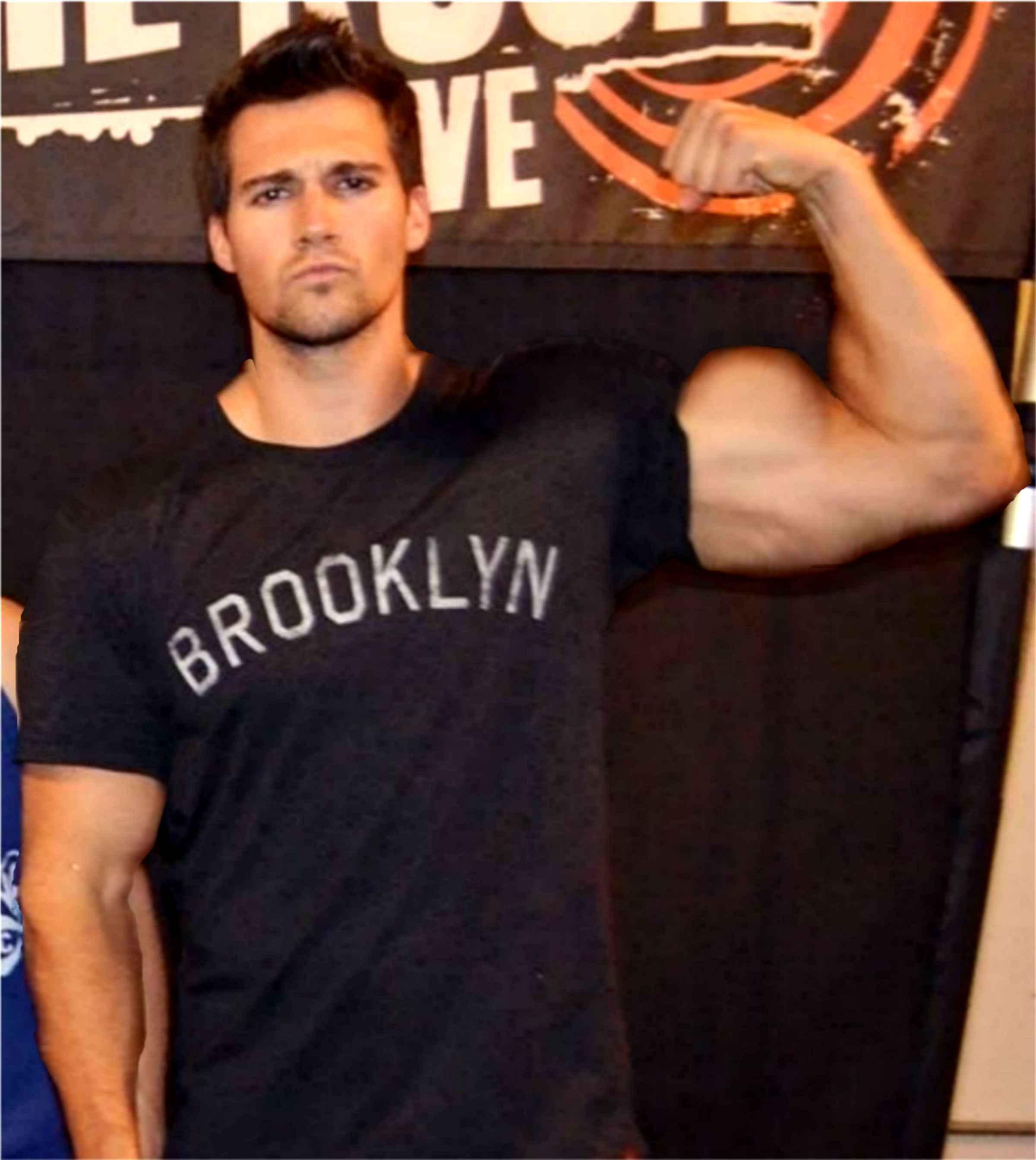 Very james maslow bulge