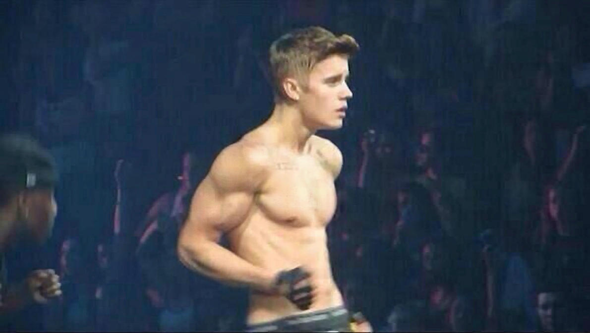 Justin Bieber Muscle Morph 2 By Theology132 On Deviantart