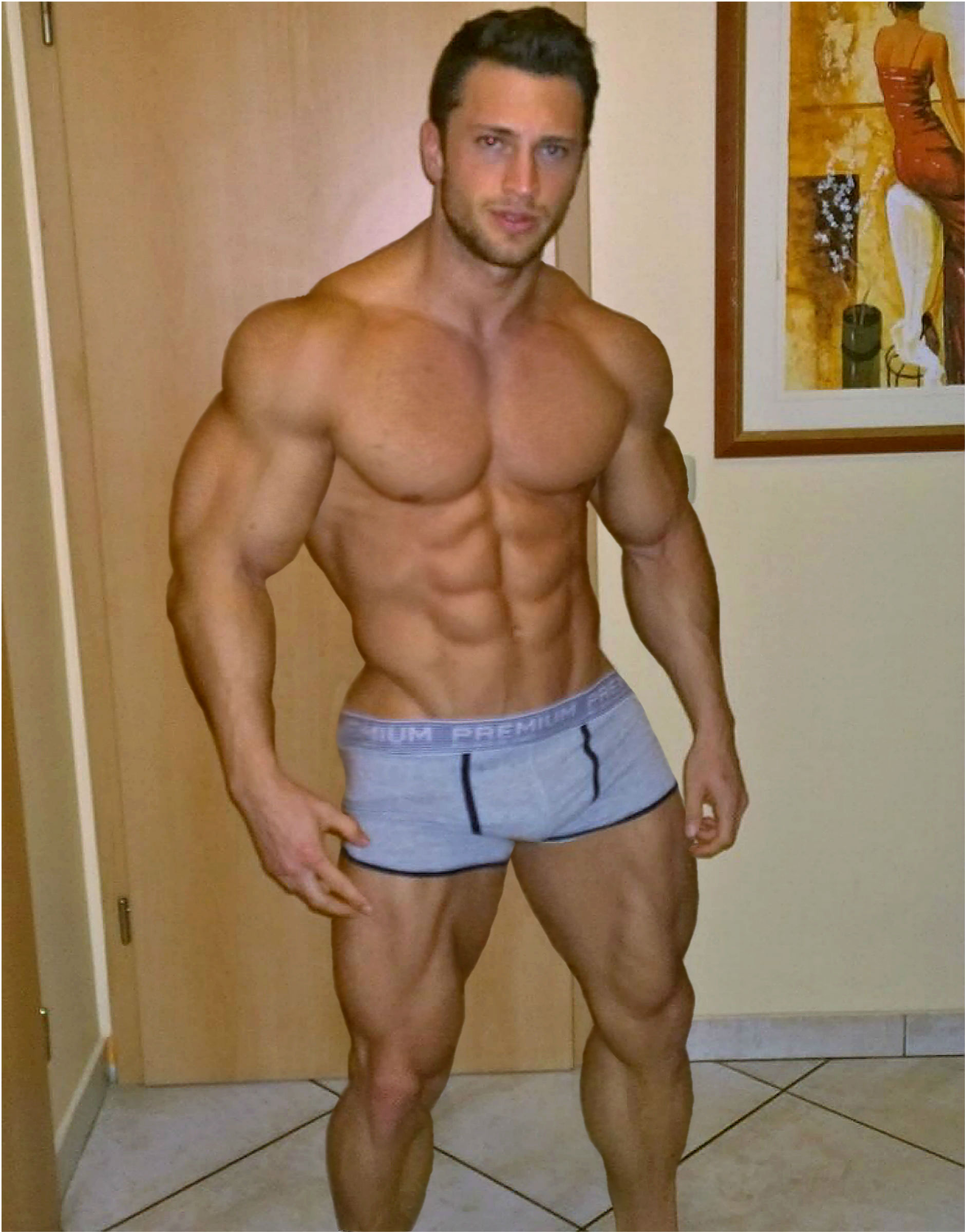 Muscle Morph Bodybuilding 110
