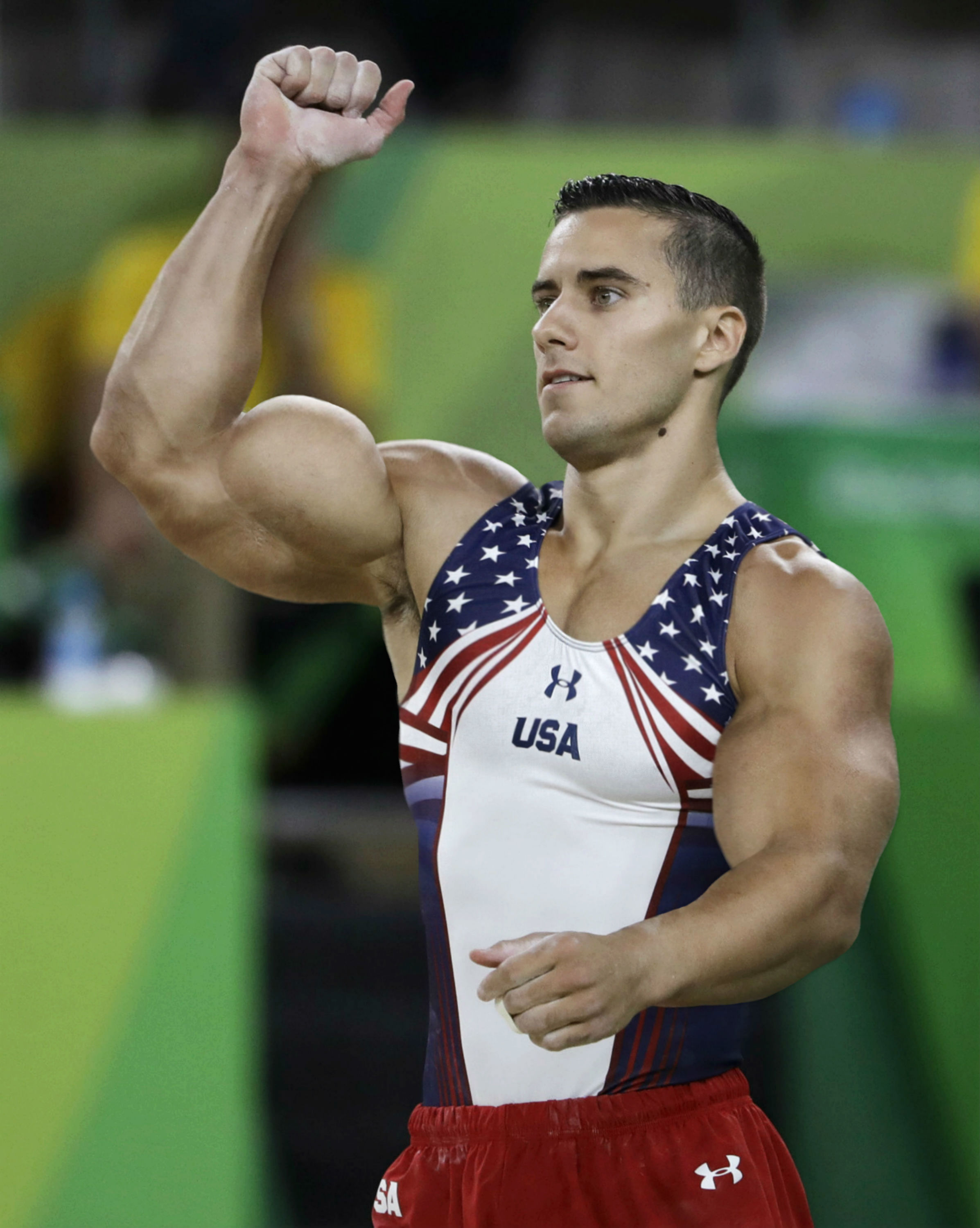 olympic muscle morph jake dalton by theology132 on
