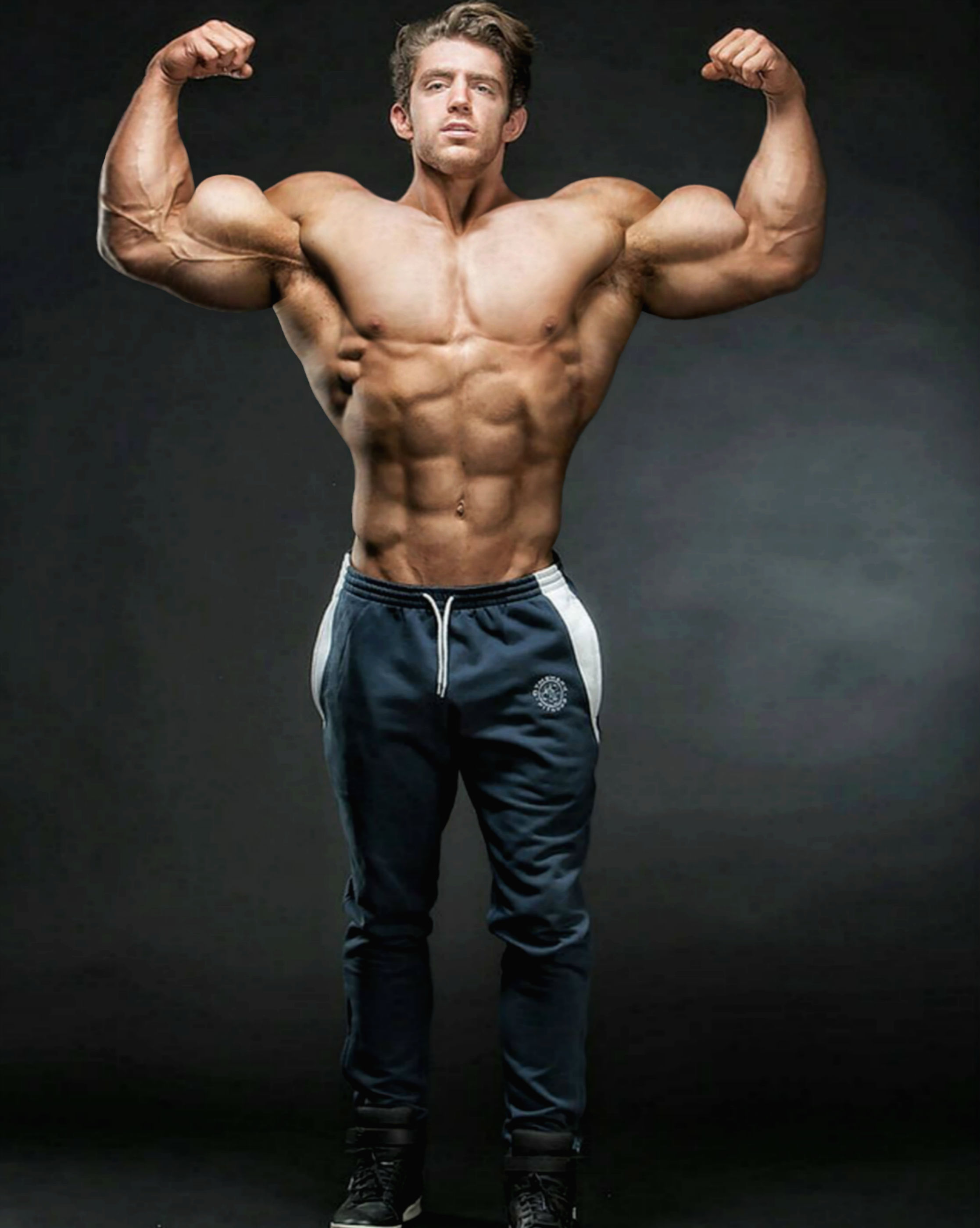Bodybuilder Muscle Morph 7 by theology132 on DeviantArt
