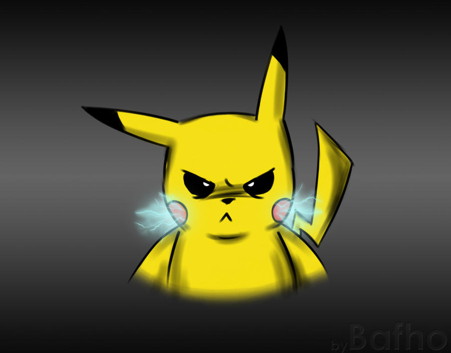 Pictures Of Pikachu Angry Attack Catfactsblog