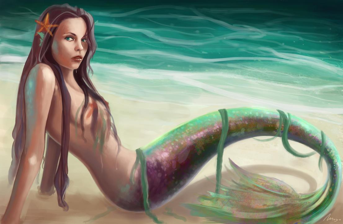 Mermaid by Zansen