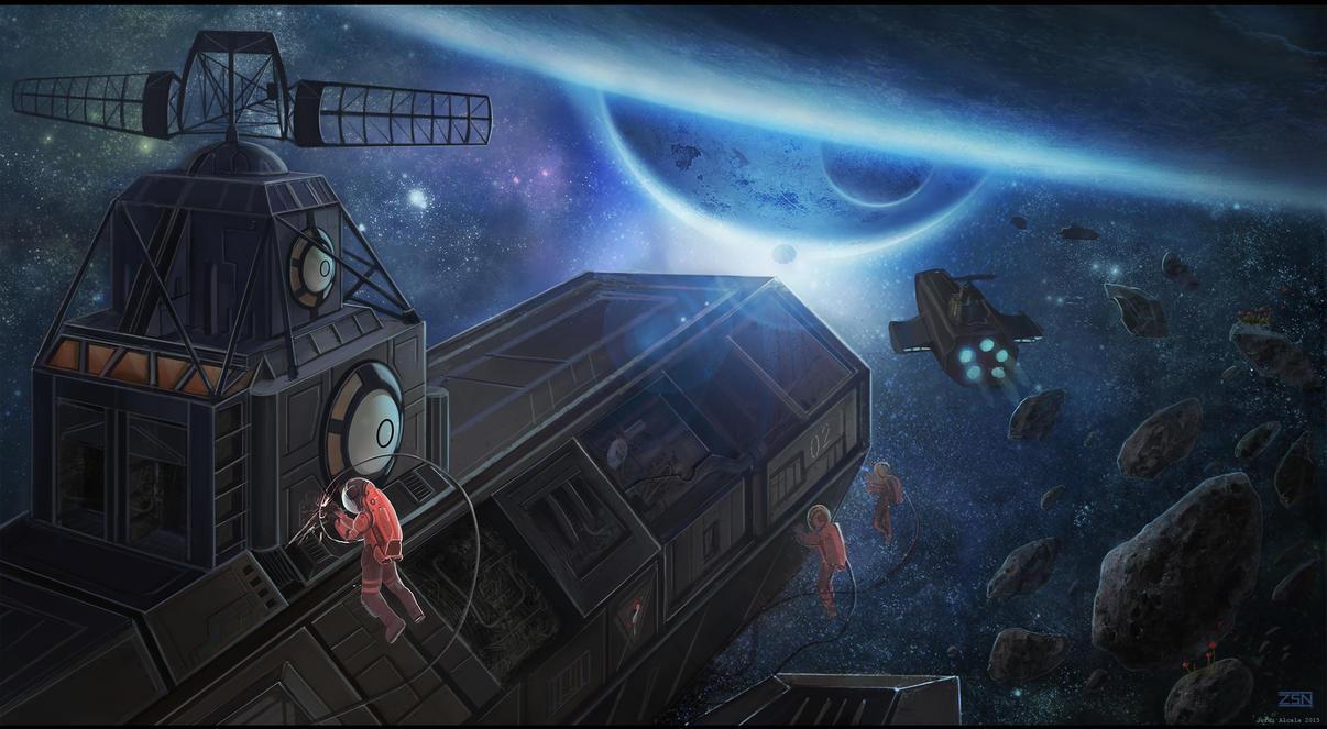 New world by Zansen
