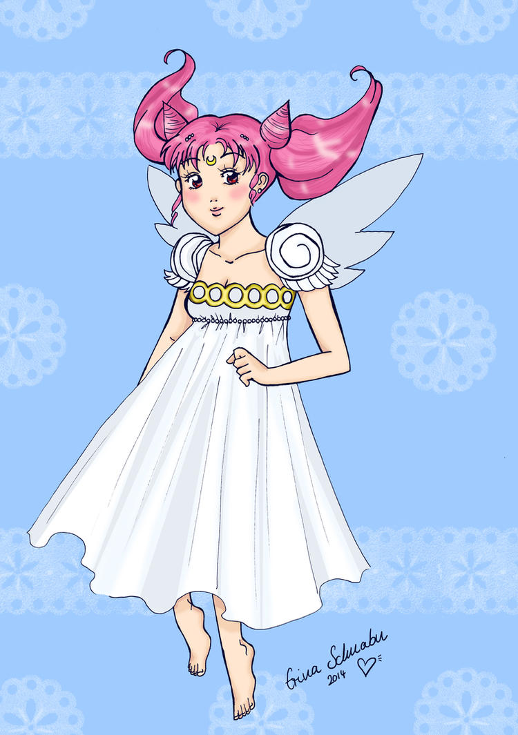 Chibi Princess by ninjin4ever