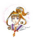 Kamikaze Kaitou Jeanne by ninjin4ever