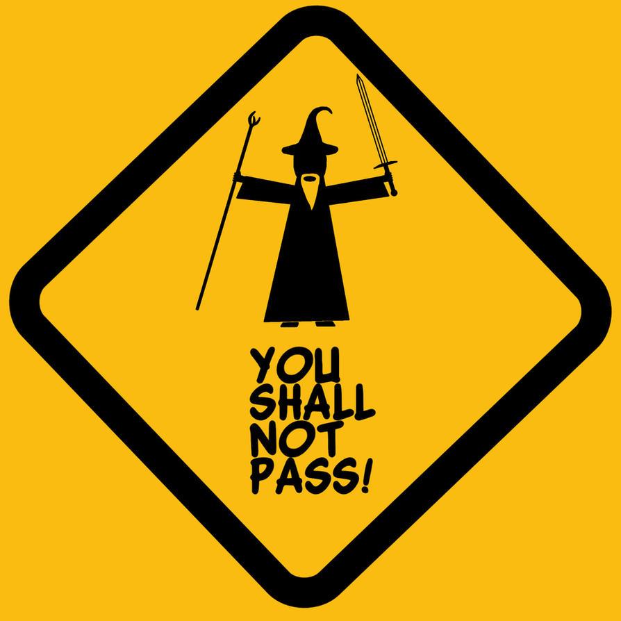 U Shall Not PaГџ