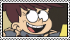 THE LOUD HOUSE - LUNA STAMP