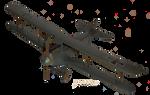 Stock Objekt Flugzeug