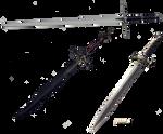 Stock objekt Waffen