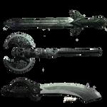 Stock Objekt Waffen 1