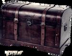 Objekt Stock Koffer