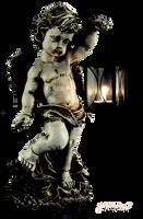Stock objekt angel statues by 1989juni