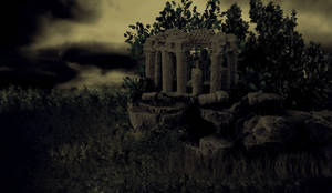 Premade Background places fantasy