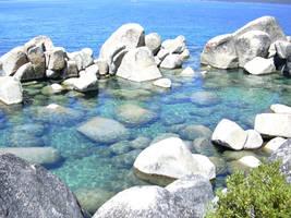 on the rocks by Killinhimer