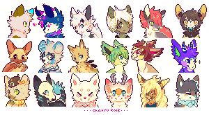 even more icons! by ryu1151010