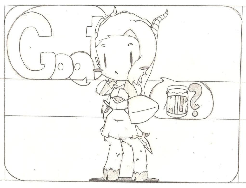 Goat Milk by W-Battlemage
