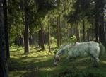 Earth Horse WIP