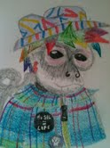 Slic ish a monkey...? by misunderstood-gwen