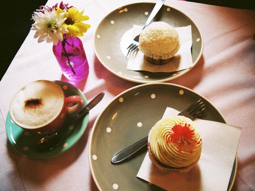 Cupcake Still Life by jonifan1