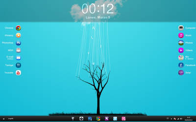 My Desktop by Jorge965