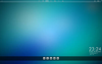 My desktop-Mayo 2012 by Jorge965