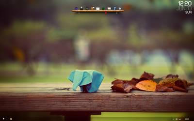 Desktop June 2012 by Jorge965