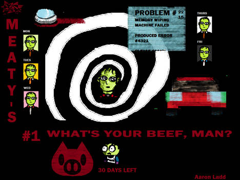 Meatman Number 1 - 1