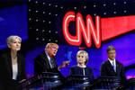Presidential Debate in an Fair Parallel Universe