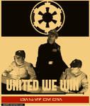 Star Wars World War II Propoganda: United We Win