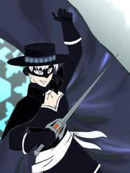 La Zorro De Nieve (RWBY/Zorro)