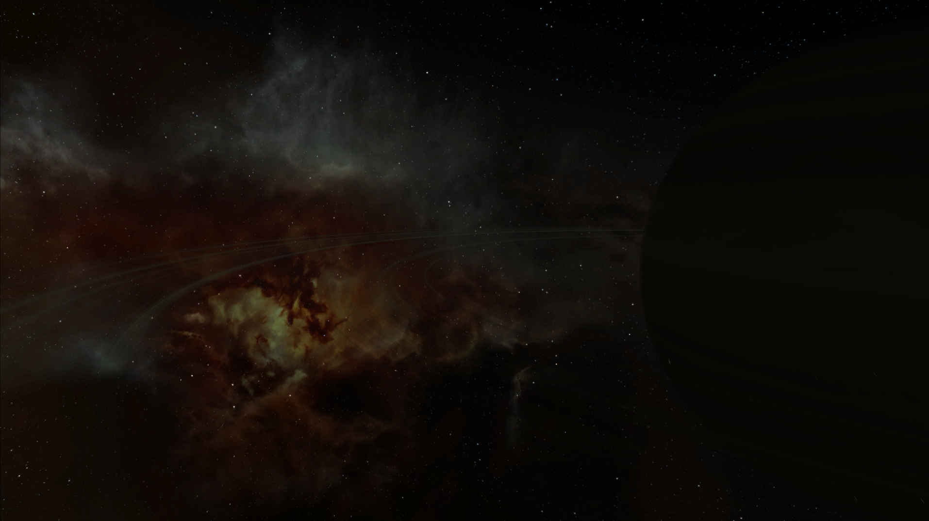 EVE Online Nebula - Space Final Frontier by ...
