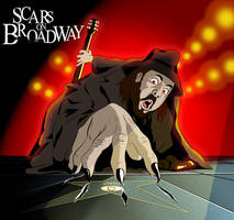 Scars on Broadway alt cover