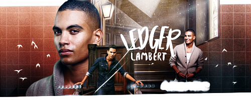 Ledger Lambert by Allymathea