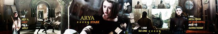 Arya Stark by Allymathea