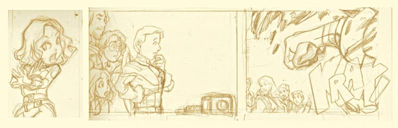 Avengers Comic Sneak Peek by CD007