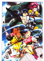Tenchi Muyo Cover 2 by CD007