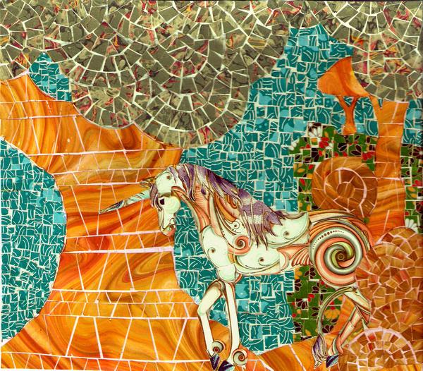 The Unicorn by jeslynnighthawk