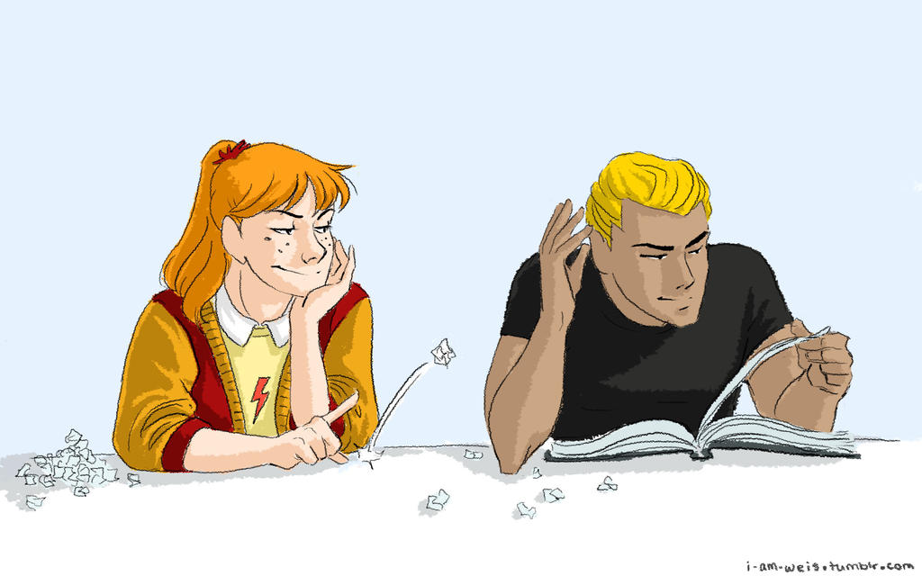 Study Date By Queensarwa On Deviantart