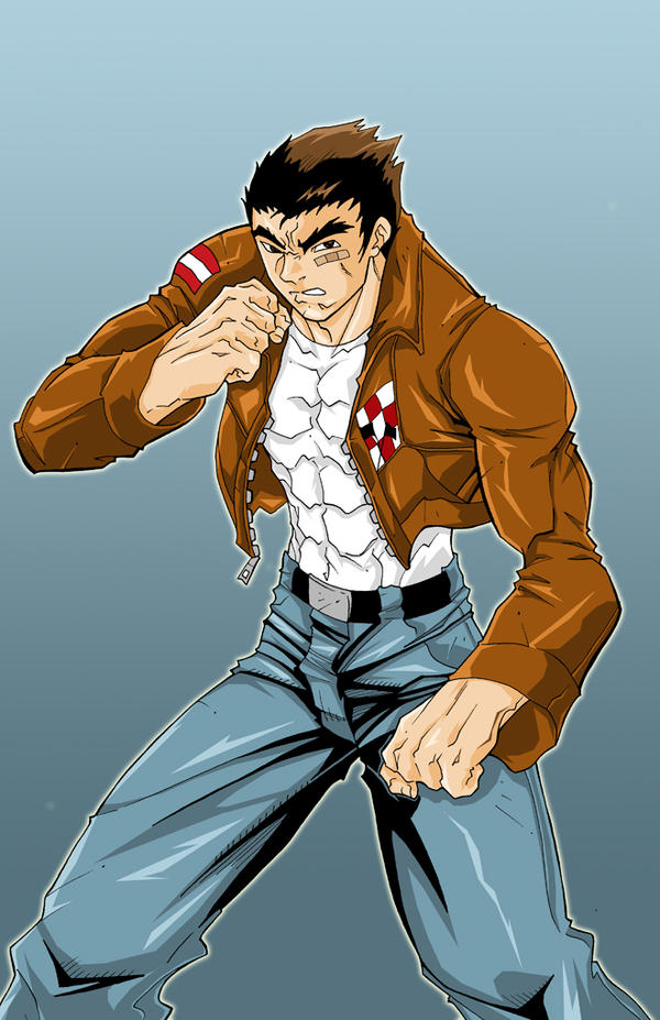 SHENMUE'S RYO by DamageArts
