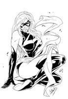 Ms Marvel Commission by DamageArts