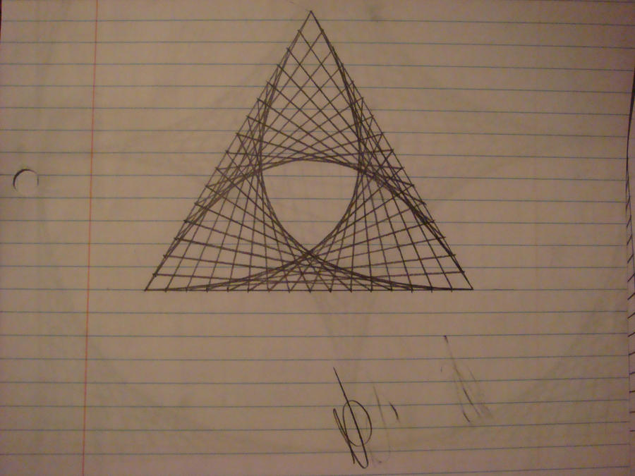 Geometrical Designs Triangle By Cyber999 On Deviantart