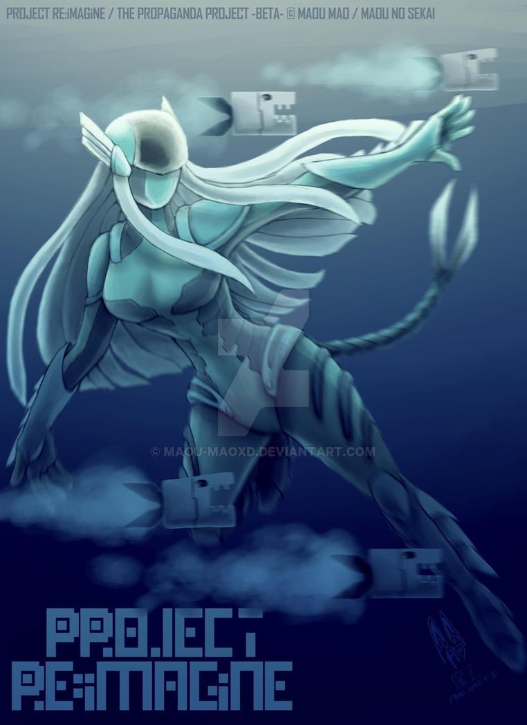 Re:Imagine - KATAW by Maou-MaoXD