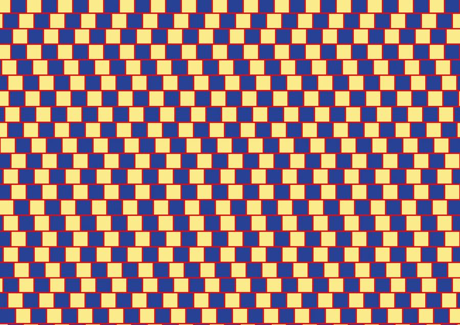 14: Optical Illusion Prints
