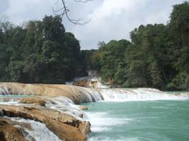 Waterfall by BerryBlu