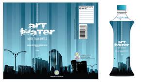 Urban water - Art Water