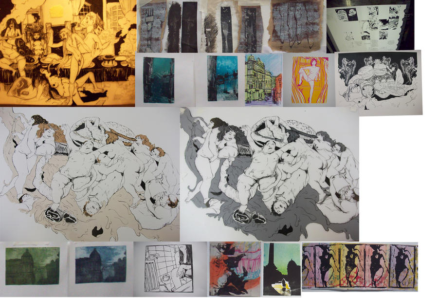Some Prints by Knollilocks