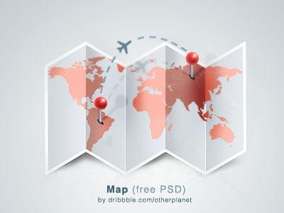 Map (FPEW)