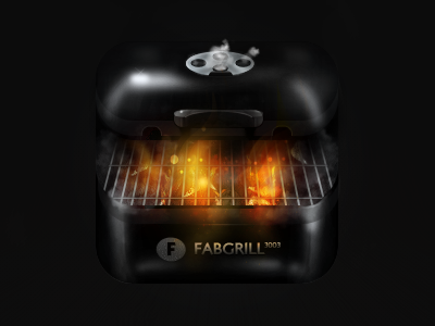 Fabgrill (icon) by OtherPlanet